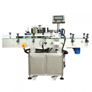 Two Tags Labeling Machine