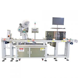 Labeling Machine For Fresh Fruit Container