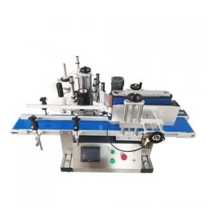 Tin Can Food Labeling Machine