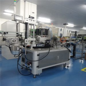 Машина за етикетирање плоча и бочних плоча са воћним јелима Кина