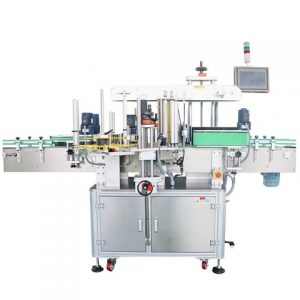 Double Lateral Labeling Machine