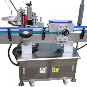Округла налепница за бочице Санитизер Машина за израду машина за етикетирање