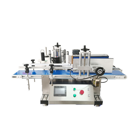 Fixed position labeling machine - Shanghai label &package &filling...