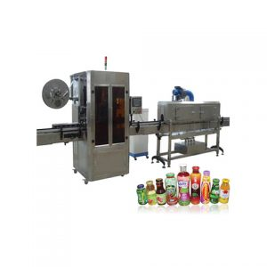 Planel Labeling Machine