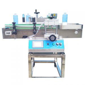 Thread Roll Labeling Machine