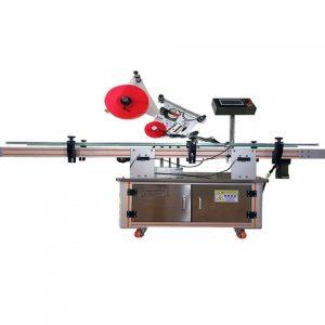 Хоризонталне аутоматске машине за етикетирање налепница за мале бочице