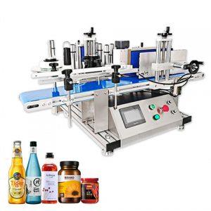 Машина за етикетирање за паковање трепавица са приватном етикетом