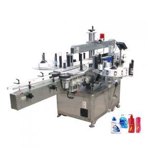 Двострана машина за етикетирање боца за вино