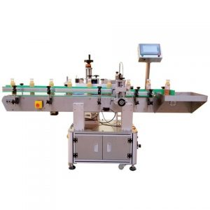 Cigarette Sticker Labeling Machine