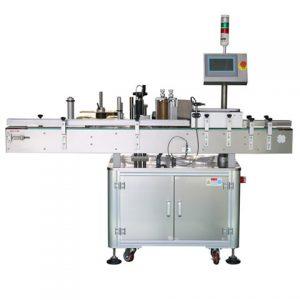 Одлична машина за етикетирање папирних цеви за грлић боце