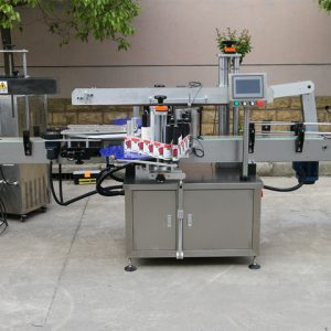 Candy Bottle Labeling Machine