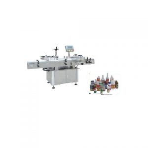 Auto Plastic Glass Bottle Position Labeling Machine Manufacturer