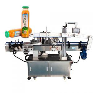 Машина за етикетирање приватне етикете серума витамина Ц.