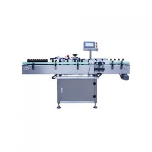 Paging 1kg Paper Bag Labeling Machine