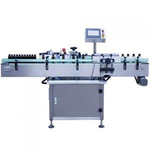 Машине за налепнице са аутоматским округлим боцама за лепљење етикета