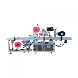 Квадратна боца машине за етикетирање вишестраних налепница