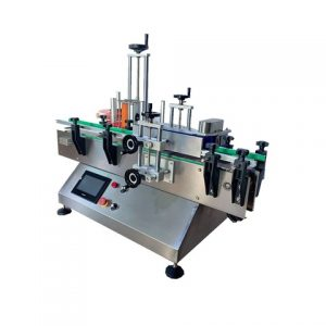 Bottle Can Cup Shrink Sleeve Labeling Machine