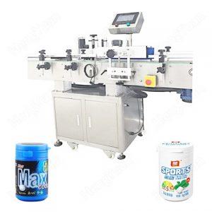 Box Top Bottom Labeling Machine