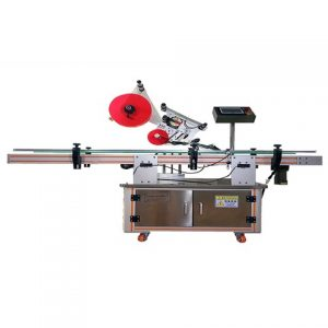 China Supplier Automatic Labeling Machine With Glue