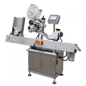 Аутоматски картонски строј за означавање машина за етикетирање равних површина