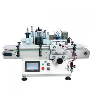High Quality Ice Cream Conical Cup Labeling Machine