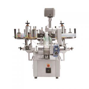 Машина за етикетирање картона са јајима са уређајем за аутоматско убацивање