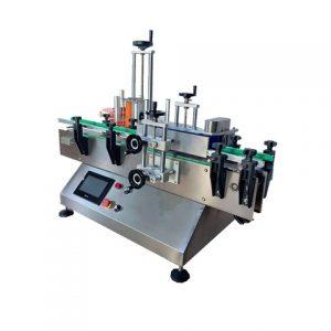Машина за етикетирање боца уља са равним подмазивањем