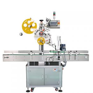 Automatic Round And Square Bottle Cans Labeling Machines