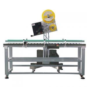 Аутоматска машина за етикетирање равних картонских врећица