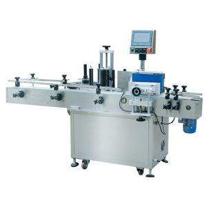Потпуно аутоматска машина за етикетирање штампача са датумима округлих флаша