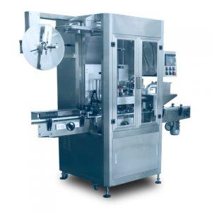 Аутоматска машина за етикетирање течних боца са округлом боцом