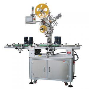 Машина за етикетирање равних површинских цеви лимених лименки мала